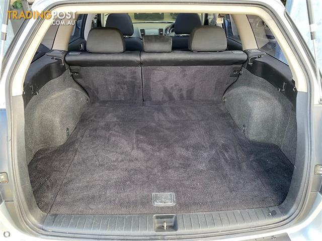 2004 Subaru Outback Safety Pack