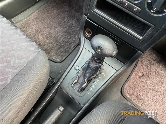 2003 Holden Astra SXi
