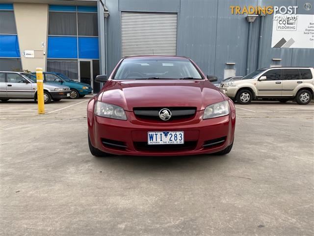 2006 Holden Commodore Omega