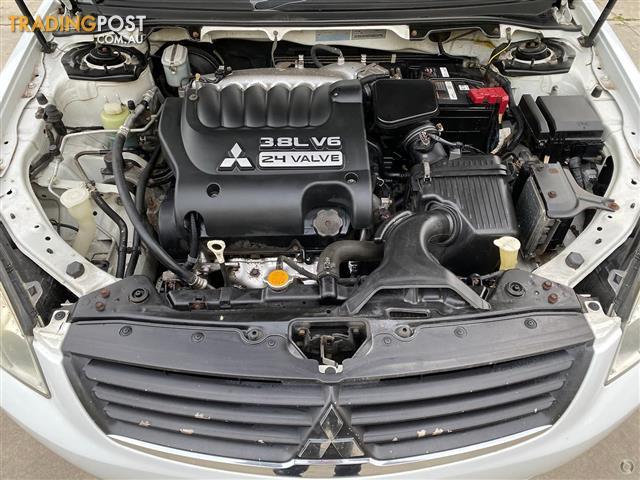 2005 Mitsubishi 380