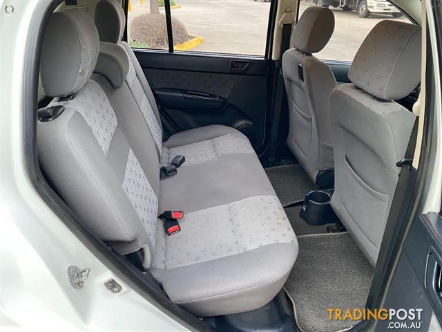 2004 Hyundai Getz GL