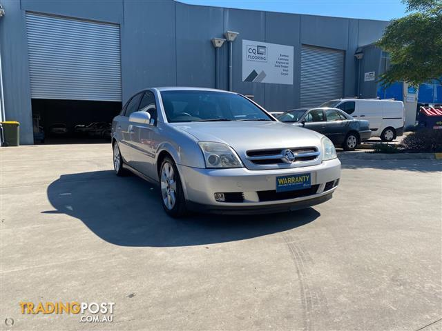 2005 Holden Vectra CDX