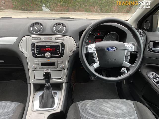 2008 Ford Mondeo TDCi
