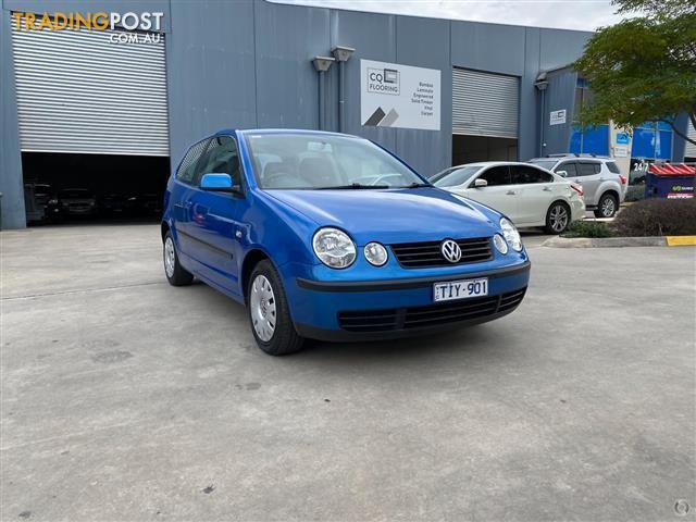 2004 Volkswagen Polo Club