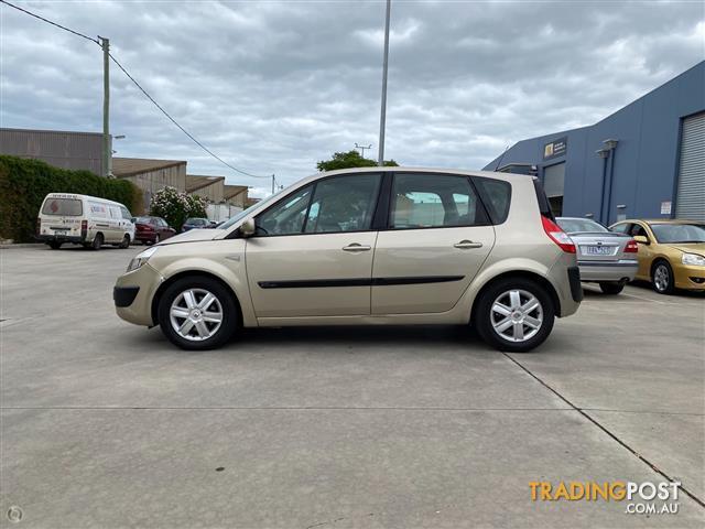 2006 Renault Scenic Authentique