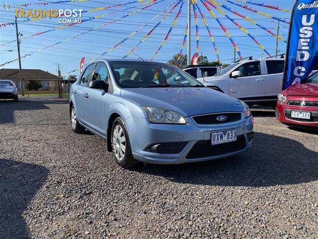 2007 Ford Focus CL