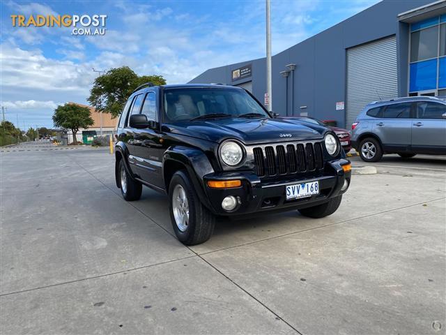 2004 Jeep Cherokee Limited