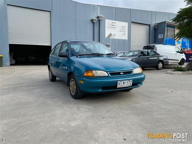 1995 Ford Festiva GLi