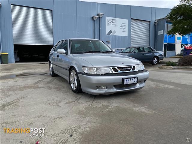 2002 Saab 9-3 Aero