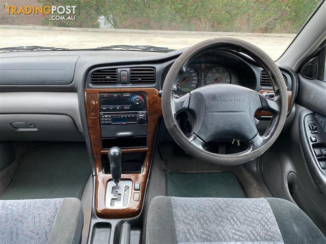 1999 Subaru Liberty RX