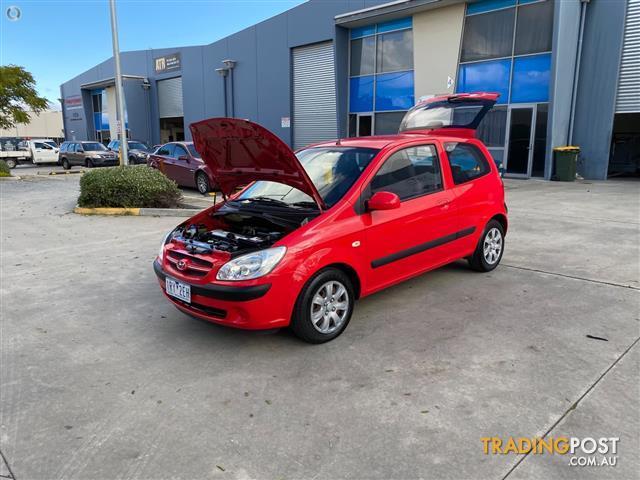 2005 Hyundai Getz