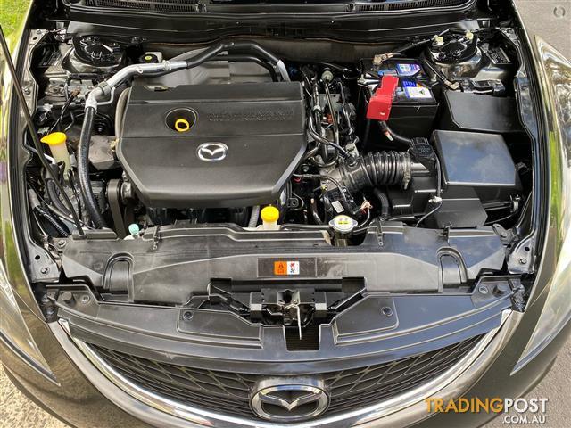 2009 Mazda 6 Limited
