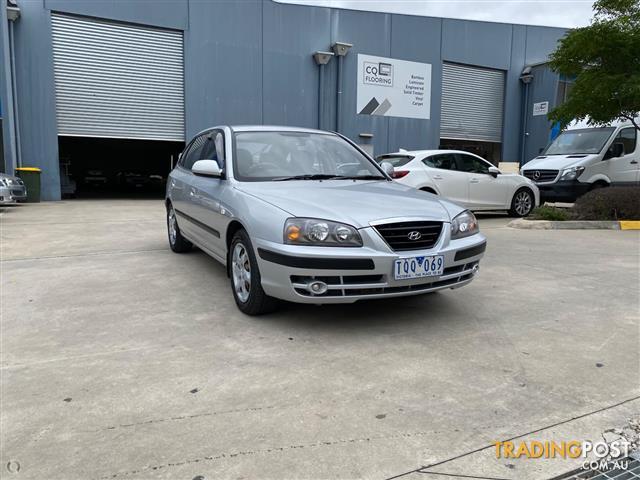 2005 Hyundai Elantra FX