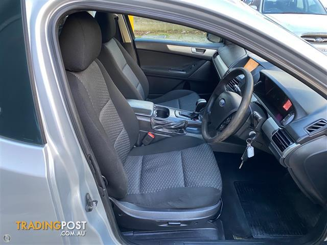 2010 Ford Falcon Ute   Ute
