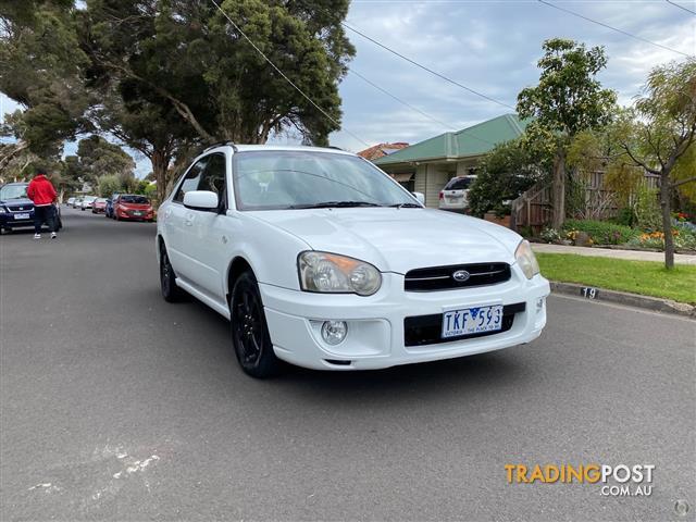 2005 Subaru Impreza GX Luxury