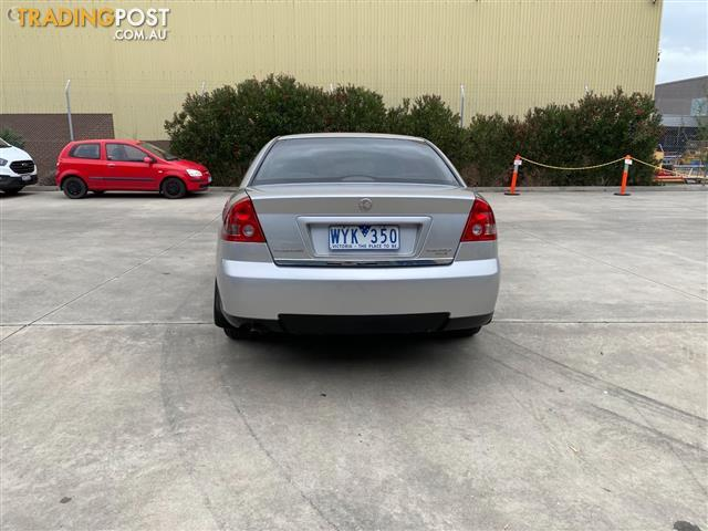 2004 Holden Commodore Executive