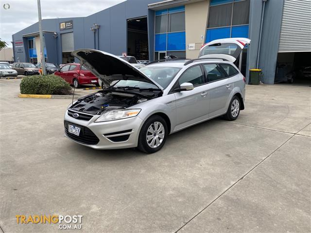 2011 Ford Mondeo LX TDCi