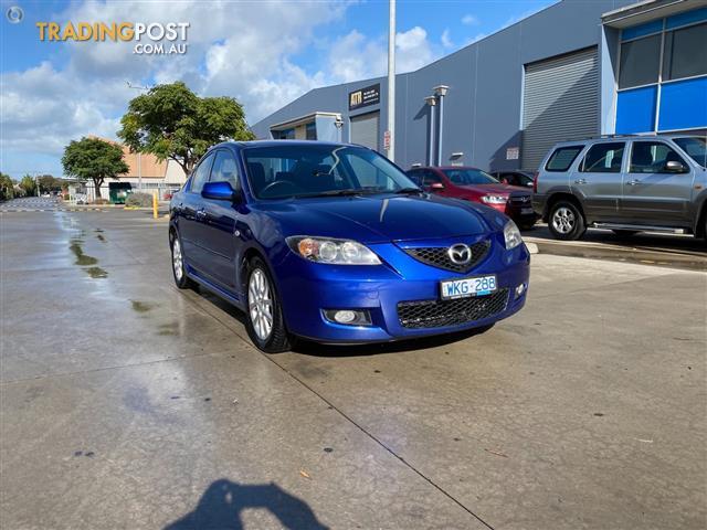 2008 Mazda 3 Maxx Sport