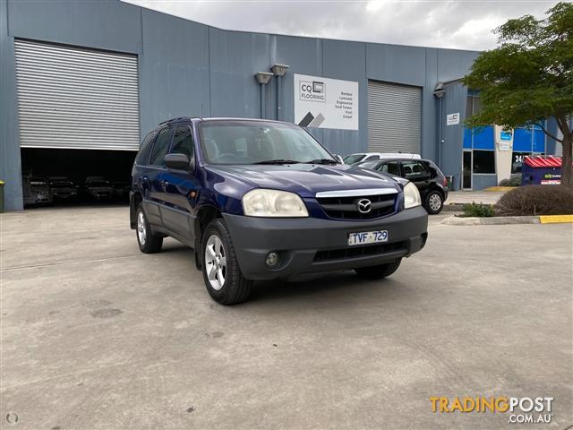 2005 Mazda Tribute Limited Sport  Ute