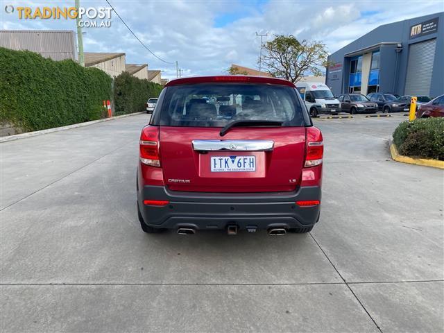 2014 Holden Captiva 7 LS