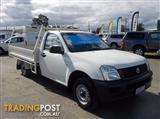 2006 HOLDEN RODEO DX RA CAB CHASSIS