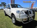 2012  GREAT WALL V200 4X4 K2 DUALCAB
