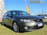 2010  FORD FALCON XR6 FG SEDAN