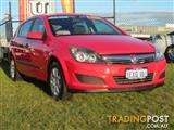 2008  HOLDEN ASTRA 60TH ANNIVERSARY AH HATCH