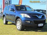 2011  GREAT WALL X240  CC6461KY WAGON
