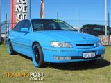 2003  HOLDEN STATESMAN  WL SEDAN