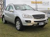 2006  MERCEDES-BENZ ML320 CDI W164 WAGON