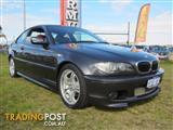 2005  BMW 320CI M SPORTS PACK E46 COUPE