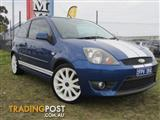2008  FORD FIESTA XR4 WQ HATCH