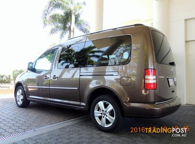 2014 volkswagen caddy maxi tdi320 comfortline 2k my15 5d wagon for sale in maleny qld 2014. Black Bedroom Furniture Sets. Home Design Ideas