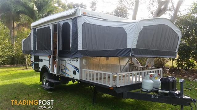 Starcraft Off Road Toyhauler Camper Trailer PRICE REDUCED!!