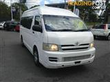 2005  TOYOTA HIACE Commuter High Roof S KDH222R BUS
