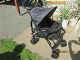 SteelCraft Stroller/Pram