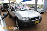 2002  Ford Escape XLT BA Wagon