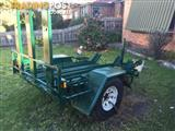 Off road Motorbike trailer (3 Bike)