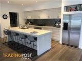 classy kitchen and pantry  in excellent condition