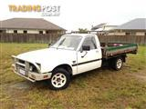 1985 HOLDEN RODEO 1000KG 2M TRAY