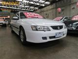 2003 HOLDEN COMMODORE ACCLAIM VY 4D WAGON