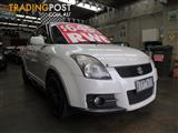 2006 SUZUKI SWIFT SPORT EZ 5D HATCHBACK