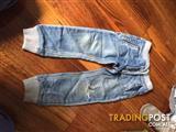 IIndustrie jeans