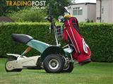 Four Star Golf Cruiser. 36V, Low-Noise electric Motor. 36 Holes of Golf on a Charge