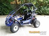 Zuma Bushranger 200cc 6.5HP Kid's/Teenager Go Kart. Automatic