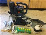 NITTO ATRA ACE WO-3250 PORTABLE MAGNETIC DRILLING MACHINE