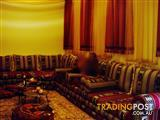 MIDDLE EASTERN LOUNGE - HOME/CAFE/RESTAURANT/OFFICE