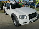 2008 Ford Ranger XL Super Cab Hi-Rider PJ Utility