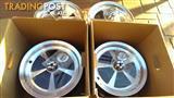 "Torana 4 x 13"" Sprintmaster Globe wheels - BRAND NEW"